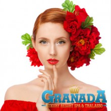 girl-red-flower-bright