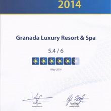 Holiday Check Quality Selection Awards 2014