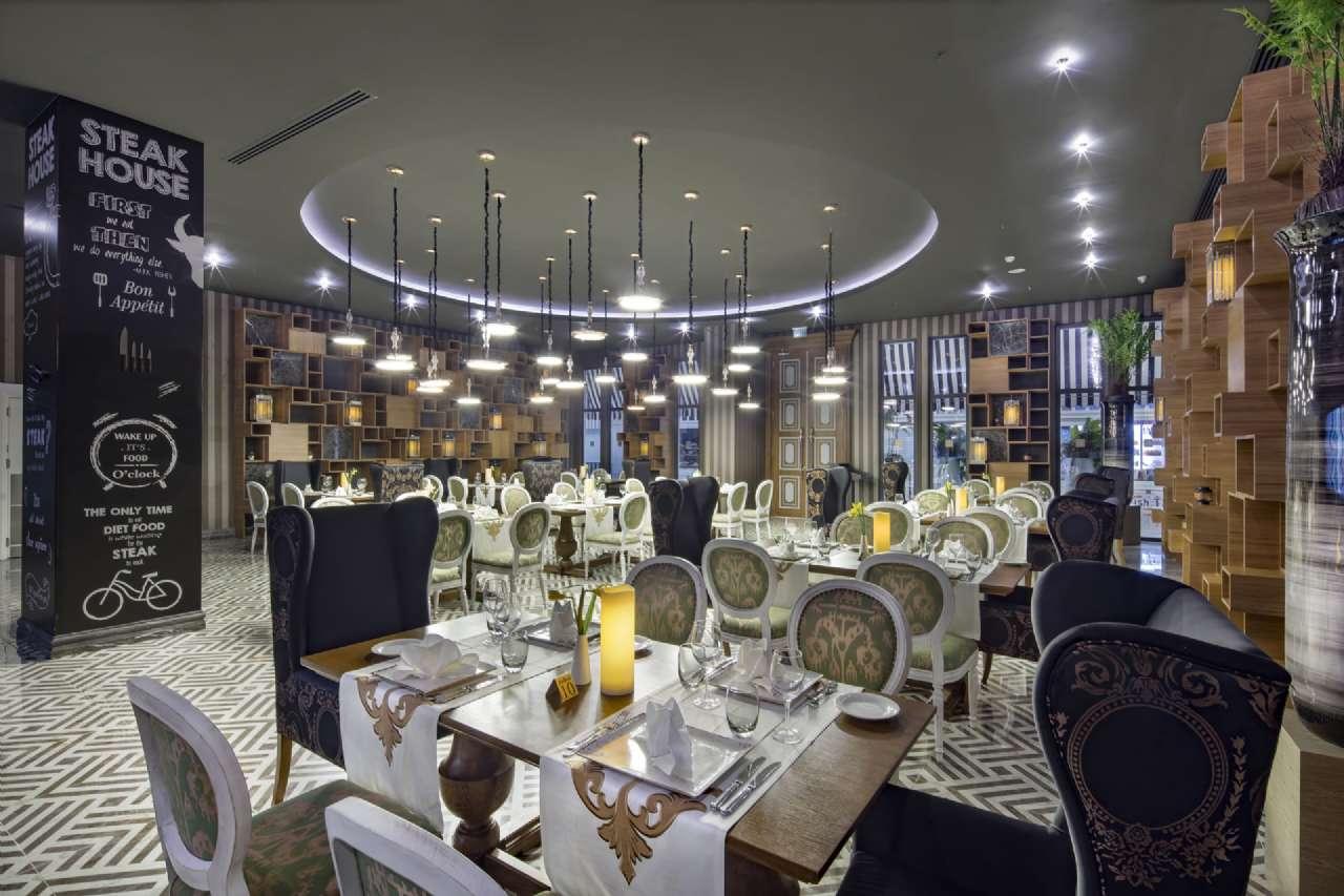 Fuego Steak House   LUXURY BELEK   Granada Luxury Hotels