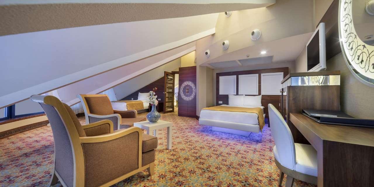 King Suite | LUXURY OKURCALAR | Granada Hotels